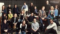 Hollywood Reporter group photo 2015